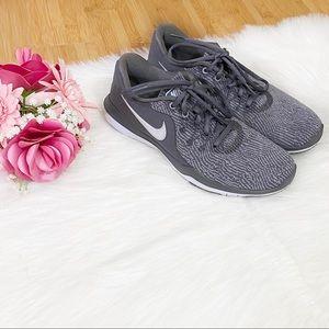 Nike Flex Supreme TR6 Training Shoes Grey 7.5